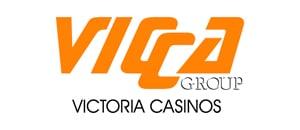 Logo del cliente Victoria Casinos