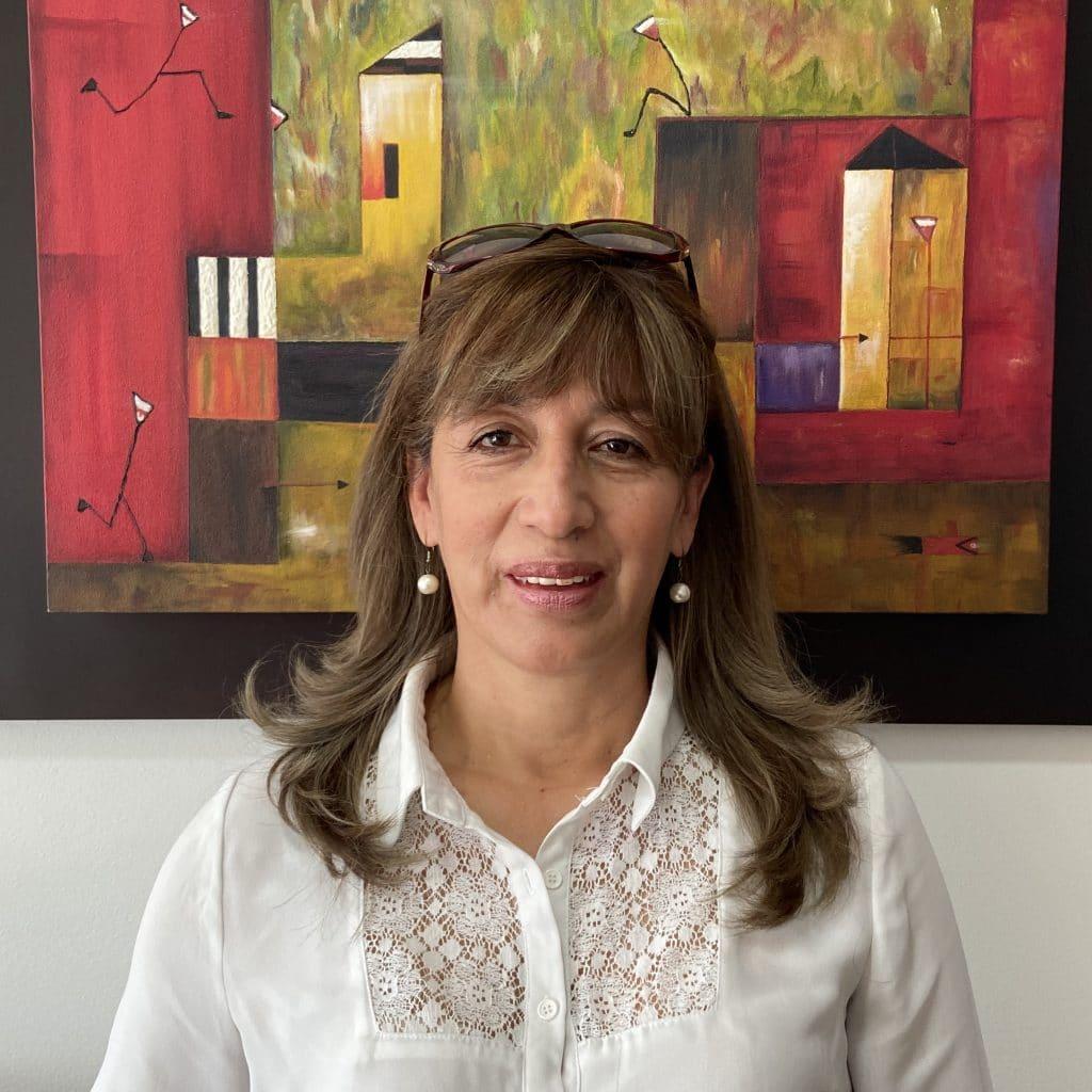 Amanda Lopez B - Profesional Administrativa de Finxs Colombia Disc