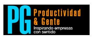 Logo del cliente PG