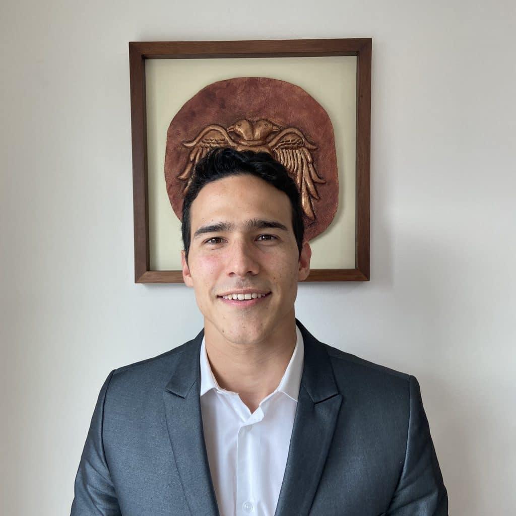 Santiago Ordóñez C - Profesional de Mercadeo y Ventas de Finxs Colombia Disc