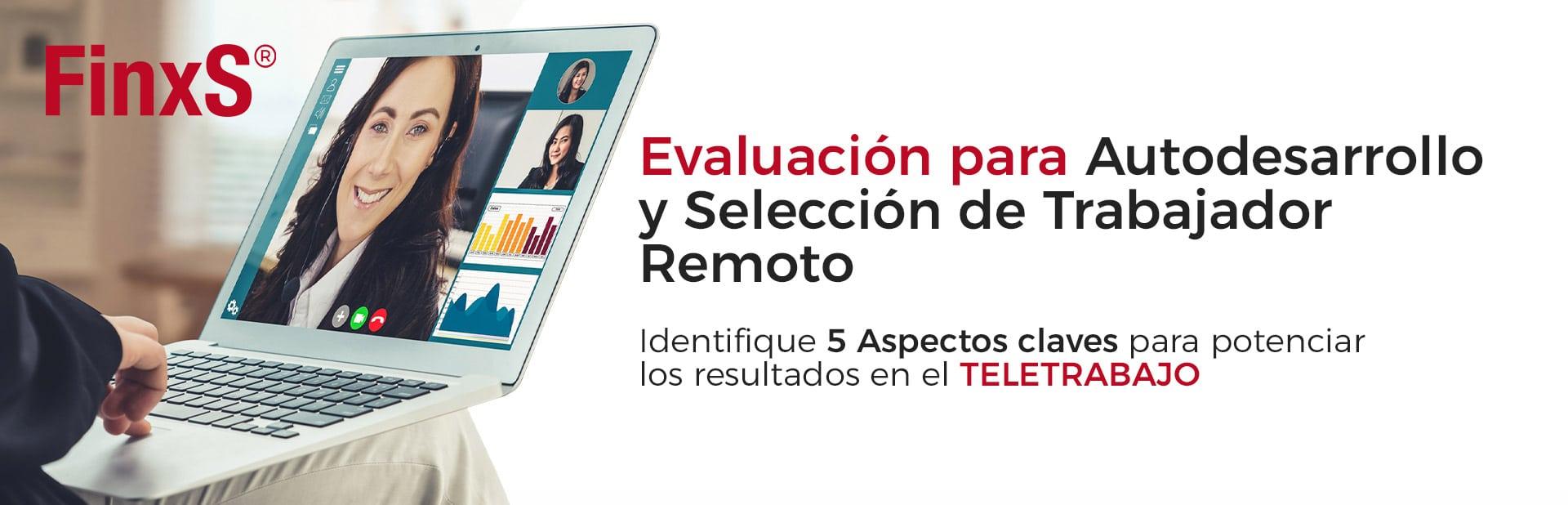 Banner2 evaluacion de autodesarrollo contratacion trabajador remoto finxs